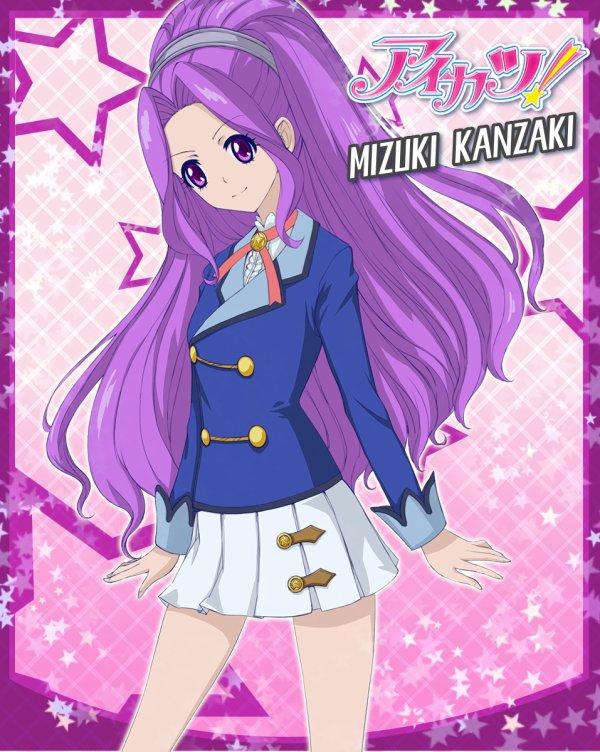 Aikatsu ♥ Mizuki Biographie ♥