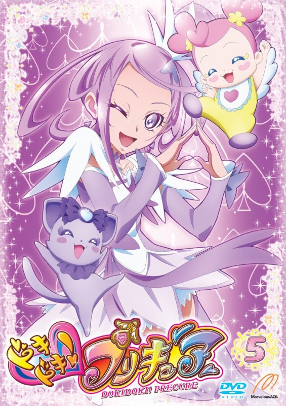 Doki Doki Précure ♥ Cure Sword Biographie ♥