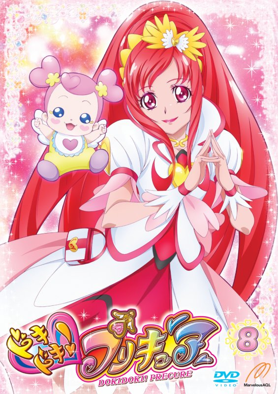 Doki Doki Précure ♥ Cure Ace Biographie ♥