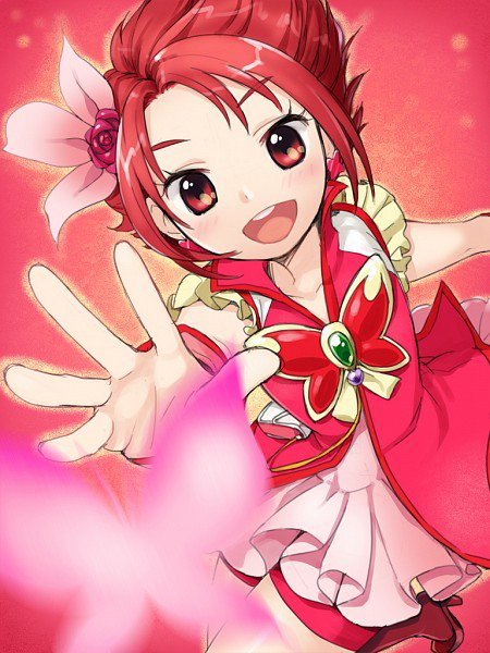 Yes Precure 5 (gogo) ♥ Cure Rouge Biographie ♥
