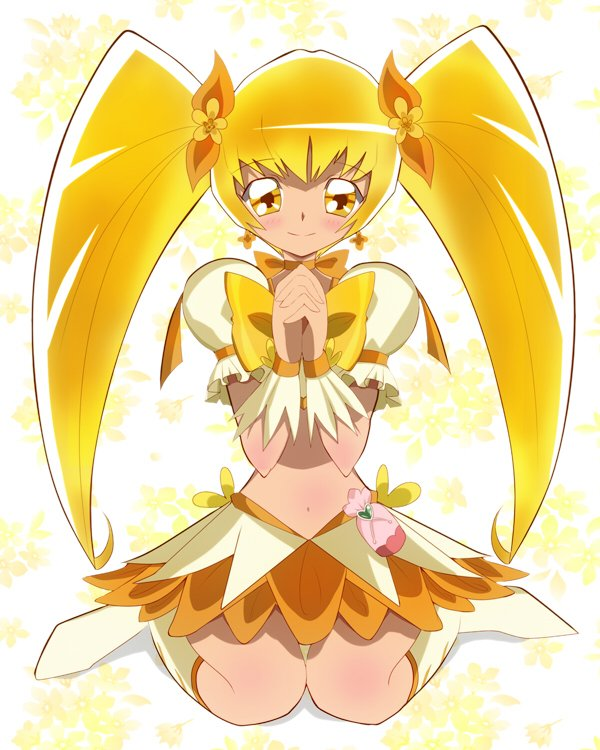 HeartCatch Pretty  ♥ Cure Sunshine Biographie ♥