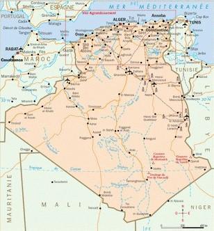 Carte Geographique De Lalgerie.Blog De Hichem I Je T Aime 3ainia Skyrock Com