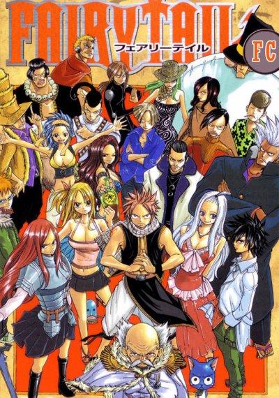 Pour en revenir à Fairy Tail...