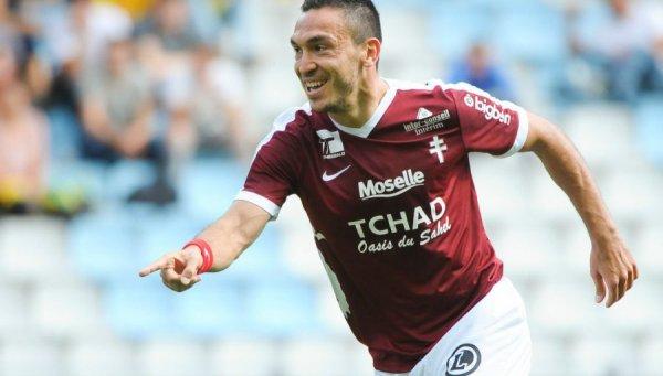 Metz: Un groupe de 18 joueurs face à Bordeaux