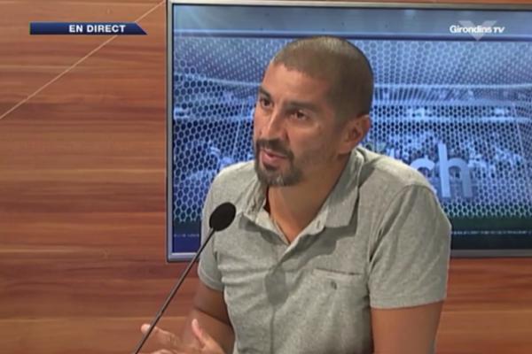 De Blasiis : « Bordeaux a été spectateur, il n'y a pas eu photo »