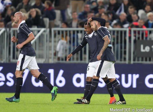 Girondins - Un petit nouveau dans le groupe, Ménez et Carrasso absents