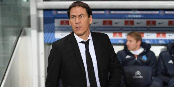 Ligue 1 : Rudi Garcia reconduit son 4-3-3 pour sa première avec l'OM au Vélodrome.