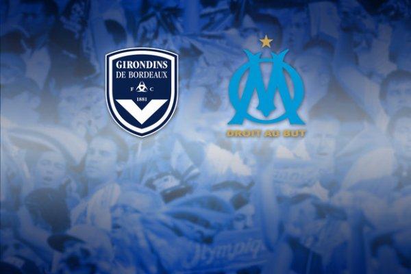 11e journée Ligue 1 - 1ere mi_temps ( om 0 - 0 bordeaux )un bon bortdeaux et un om qui se cherche