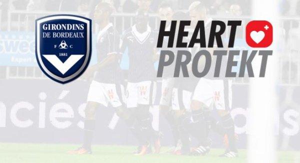 Club - Heartprotekt, nouveau partenaire officiel