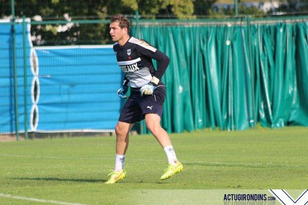 Bordeaux : une blessure sérieuse pour Carrasso ?