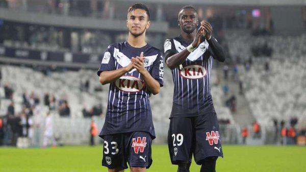 Les excuses d'Adam Ounas après Bordeaux - Guingamp