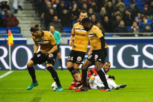 SCO : Angers s'applaudit après le nul contre Bordeaux