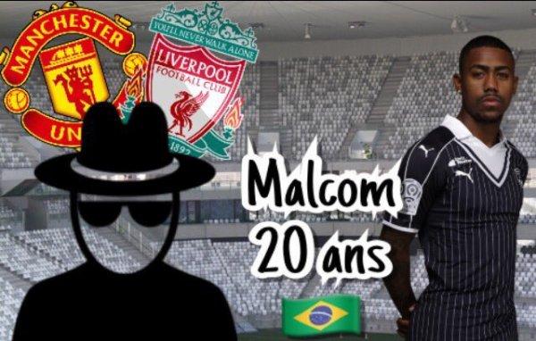 Bordeaux : Malcom dans le viseur de huit clubs au mercato