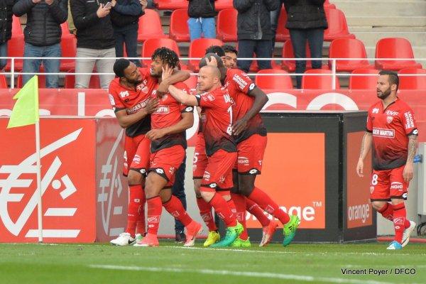 DFCO: Trois absents contre Bordeaux