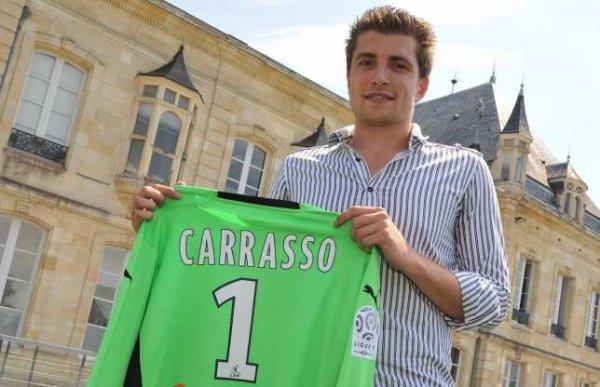 Bordeaux : pas d'adieux pour Carrasso ?