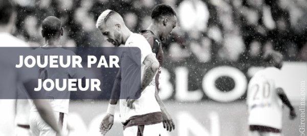 Bordeaux rate le coche [Joueur par joueur Saint-Etienne-Bordeaux]