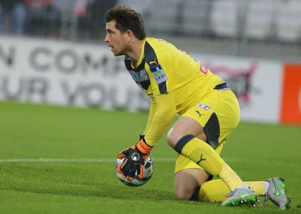 Dernier match de Cédric Carrasso à Bordeaux ce soir selon L'Equipe