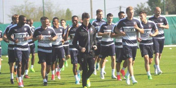 Retour au Pays basque pour les Girondins