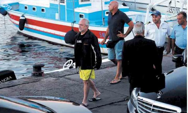 Le retour de vacances du président De Laurentiis (Napoli) devrait accélérer les choses pour Adam Ounas