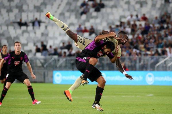 Fin du match ici à Bordeaux ! Nos Girondins s'imposent 2 - 1 !