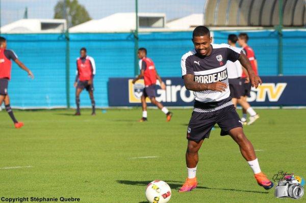 """Jocelyn Gourvennec : """"Bordeaux a besoin de Malcom à son meilleur niveau car il a un talent incroyable"""""""