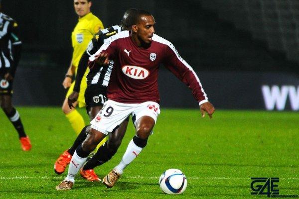 Le maillot « grenat » fait son retour face à Angers