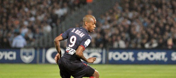 Diego Rolan défend sa position