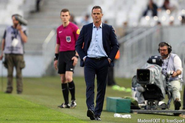 Le groupe du FC Metz pour le déplacement à Bordeaux.