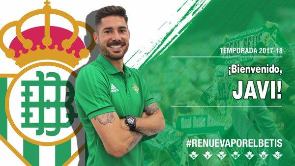 Mercato FCGB: Une piste au milieu s'engage à Séville Javi Garcia