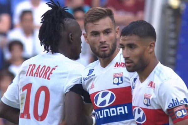 Les réactions de Nabil Fekir, Lucas Tousart et Gérald Baticle