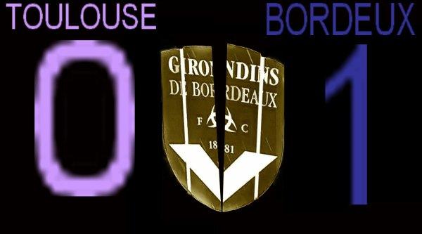 Vendredi 15 septembre 2017 Journée 6      69'Malcom  0-1 Toulouse Bordeaux