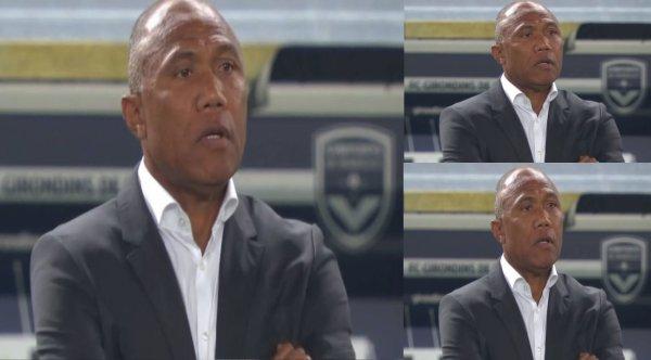 Antoine Kombouaré : « Il y a de la déception, de la frustration, parce que l'on fait une très bonne entame de match »