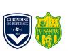 Statistiques Girondins de Bordeaux - FC Nantes