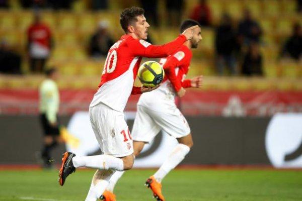 Ligue 1 Vendredi 2 mars 2018 Journée 28 Monaco      Jovetic45'     Lopes69'  Bordeaux      33'Vada  2-1 Monaco Bordeaux