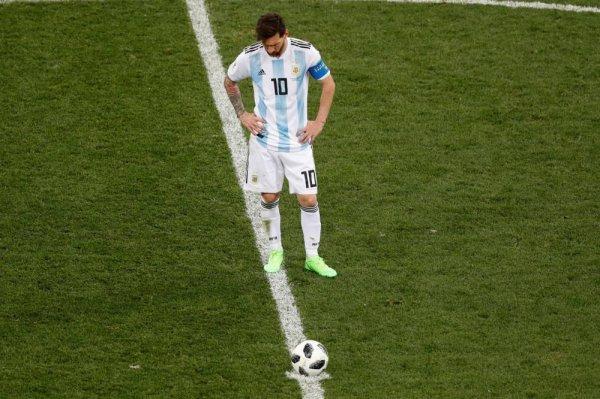 CM 2018 Argentine La presse argentine sans pitié pour Lionel Messi et l'Albiceleste