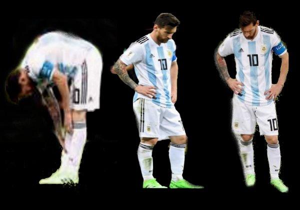 """""""Le cauchemar Messi"""", """"nulle part"""": la presse argentine enfonce sa star Sauvegarder"""