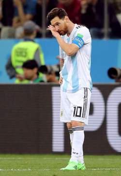 """Sampaoli: """"La réalité de l'équipe argentine assombrit l'éclat de Messi"""""""
