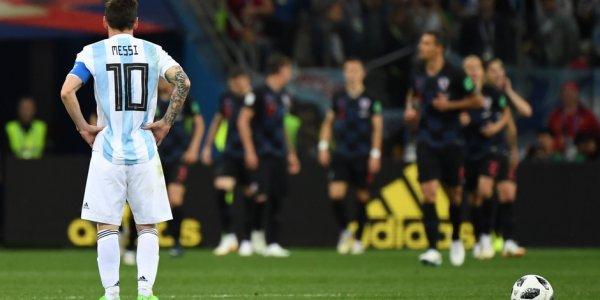 Que se passe-t-il avec Messi?