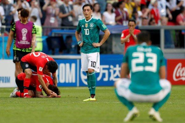 CM 2018 - Groupe F Coupe du monde : les notes de Corée du Sud - Allemagne