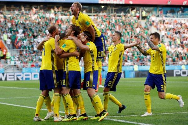 CM 2018 - Groupe F Coupe du monde, groupe F : la Suède en huitièmes, le Mexique aussi