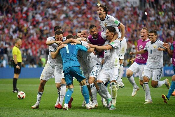CM 2018 - Huitièmes Coupe du monde : la Russie élimine l'Espagne aux tirs au but !