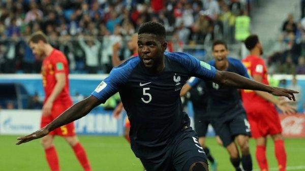 """Urgent: la FIFA """"annule"""" la victoire de la France pour faute d'arbitrage"""