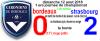Ligue 1 Dimanche 12 août 2018 Journée 1 : 2 eme mi-temps  nul  de chez nul et des bordelais   de merde.
