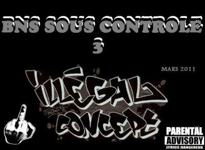 """BNS SOUS CONTROLE 3 """" illegal concept """""""
