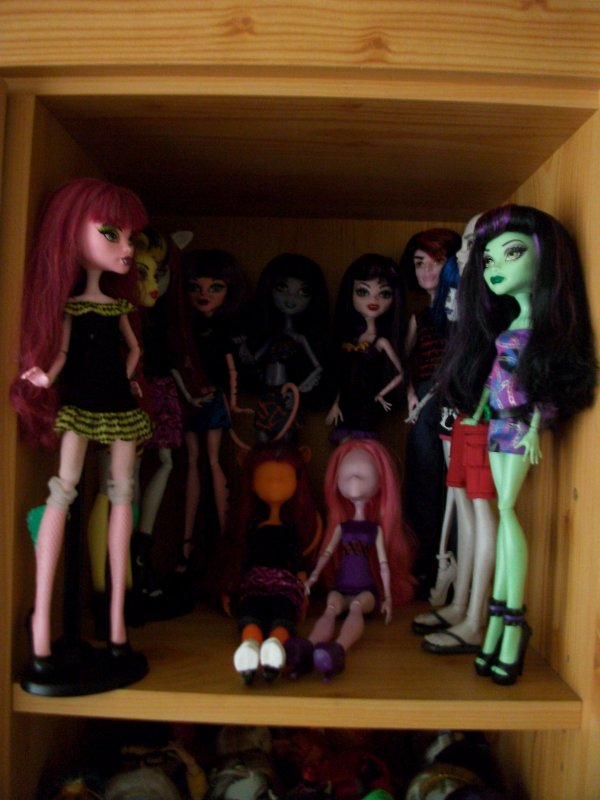 Mes Monster High