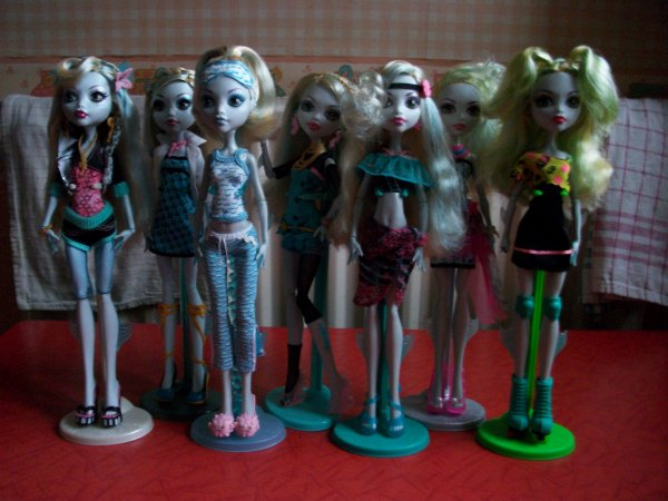 Ma Collection Monster High™ Update
