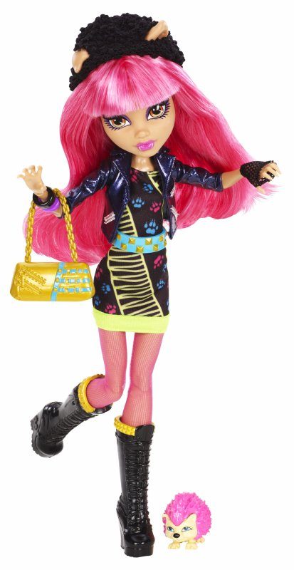New Monster High for 2013