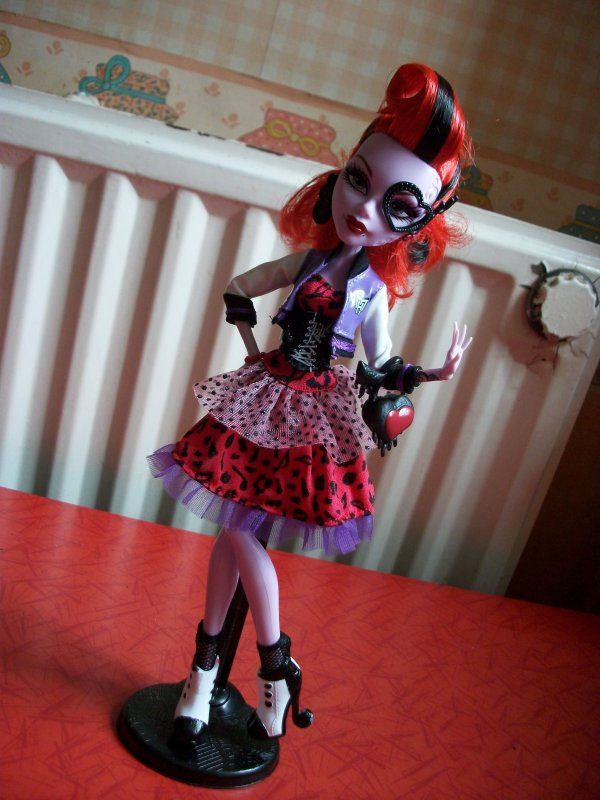 Operetta Monster High Picture Day Wave 2
