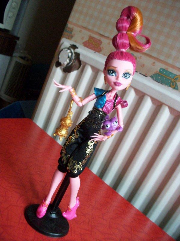 New Monster High : 13 Wishes Lagoona, Howleen, Twyla & GIGI !!!