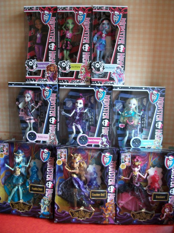 MONSTER HIGH WALL !!!!